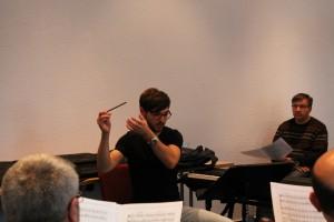 Chorleiter - Konstantin Funk